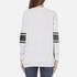Superdry Women's Applique Pocket Crew Sweatshirt - Ice Marl: Image 3