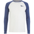 Tokyo Laundry Men's Fremont Cove Raglan Long Sleeve Top - Vintage Indigo Blue: Image 1