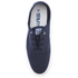 Henleys Men's Stash Canvas Pumps - Navy: Image 3