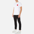 Edwin Men's Red Dot Logo 2 T-Shirt - White: Image 4