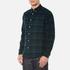 Edwin Men's Standard Shirt - Black Watch Tartan: Image 2