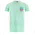 T-Shirt Homme Hot Tuna Colour Fish -Menthe: Image 1