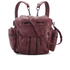 Alexander Wang Women's Mini Marti Backpack - Beet: Image 1
