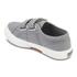 Superga Kids' 2750 Jvel Classic Velcro Strap Trainers - Grey Sage: Image 4