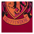Harry Potter Mens Gryffindor Shield T-Shirt - Red: Image 3