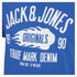Jack & Jones Men's Originals Raffa T-Shirt - Classic Blue: Image 3