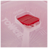 Tower T90812R Microwave Steamer 1.48L - Red: Image 2