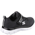 Skechers Kids' Flex Advantage Trainers - Black: Image 2