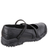 Skechers Kids' Gemz Foglights Shoes - Black: Image 2