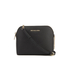 MICHAEL MICHAEL KORS Women's Cindy Large Dome Cross Body Bag - Black: Image 1
