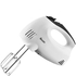 Swan SP20130N 5 Speed Hand Mixer - White: Image 1