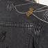 Marc Jacobs Women's Shrunken Denim Jacket - Black: Image 7