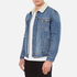 Levi's Men's Type 3 Sherpa Trucker Jacket - Buckman: Image 2