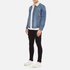 Levi's Men's Type 3 Sherpa Trucker Jacket - Buckman: Image 4