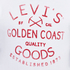 Levi's Men's Baseball T-Shirt - Golden Coast White: Image 5