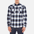 Levi's Men's Barstow Western Shirt - Ferula Dress Blues: Image 1
