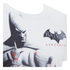 DC Comics Men's Batman and Harley Quinn T-Shirt - White: Image 3