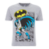 DC Comics Herren Batman Comic Strip T-Shirt - Grau: Image 1