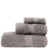 Restmor Knightsbridge 100% Egyptian Cotton 3 Piece Towel Bale Set (500gsm) - Silver: Image 1