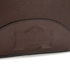 Ted Baker Men's Isaac Embossed Flight Bag - Chocolate: Image 7