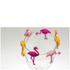 Flamingo Glass Charms: Image 2