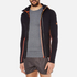 Superdry Men's Gym Sport Runner Panel Zip Hoody - Black: Image 2