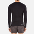 Superdry Men's Gym Sport Runner Long Sleeve Top - Black: Image 3