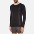 Superdry Men's Gym Sport Runner Long Sleeve Top - Black: Image 2