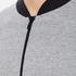 Superdry Men's Gym Tech Bomber Jacket - Grey Grit: Image 5