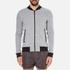Superdry Men's Gym Tech Bomber Jacket - Grey Grit: Image 1