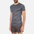 Superdry Men's Gym Base Dynamic Runner T-Shirt - Grey Grit: Image 2