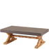 Revolution Wood Crafted Coffee Table: Image 1