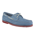 Rockport Men's Summer Tour 2-Eye Boat Shoes - Light Blue: Image 1