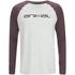 Camiseta manga larga Animal Action - Hombre - Gris claro: Image 1