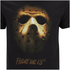 Friday the 13th Men's Mask T-Shirt - Schwarz: Image 5