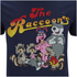 The Raccoons Mens Characters T-Shirt - Navy: Image 3
