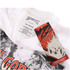 Flash Gordon Mens Comic Strip T-Shirt - Wit: Image 2