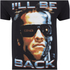 Terminator Men's I'll Be Back T-Shirt - Black: Image 5