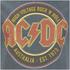 Camiseta AC/DC Est 73 - Hombre - Gris jaspeado: Image 3