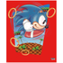 Sonic the Hedgehog 'Rings' Art Print - 16.5 x 11.7: Image 1