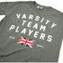 T-Shirt Homme Varsity Team Players Union - Vert: Image 3