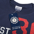 Varsity Team Players Men's West 86 T-Shirt - Navy: Image 4