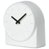 LEFF Amsterdam Felt Table Clock White With Black Hands: Image 4