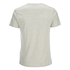 Threadbare Men's Charlie Plain V-Neck T-Shirt - Ecru Marl: Image 2