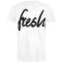 Cotton Soul Men's Fresh Mono T-Shirt - White: Image 1