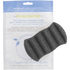 The Konjac Sponge Company 6 Wave Bath Sponge with Bamboo Charcoal: Image 1