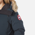 Canada Goose Women's Shelburne Parka - Ink Blue: Image 5