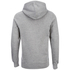 Jack & Jones Men's Core Noah Print Hoody - Light Grey Melange: Image 2