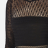 Diane von Furstenberg Women's Celina Dress - Black: Image 4