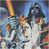Star Wars New Hope Poster Heren T-Shirt - Wit: Image 5